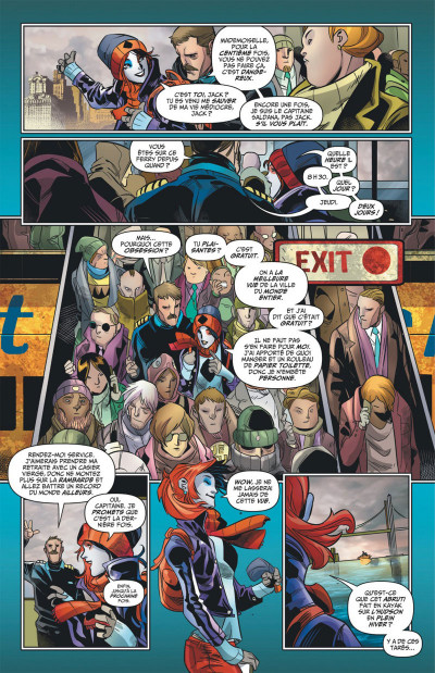 Page 8 Harley Quinn tome 3
