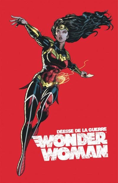 Page 1 Wonder Woman, déesse de la guerre tome 2