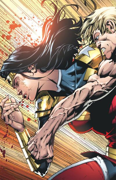 Page 2 Wonder Woman, déesse de la guerre tome 2