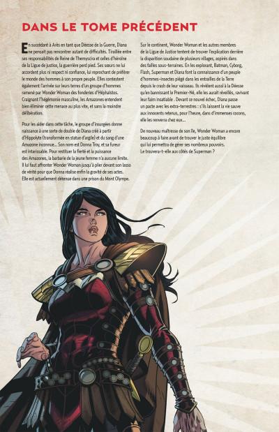 Page 4 Wonder Woman, déesse de la guerre tome 2