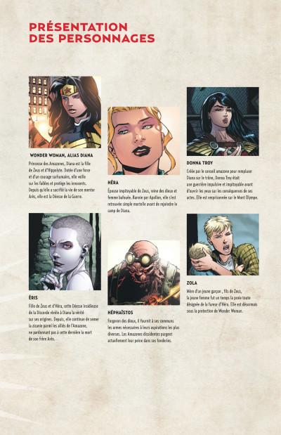 Page 5 Wonder Woman, déesse de la guerre tome 2