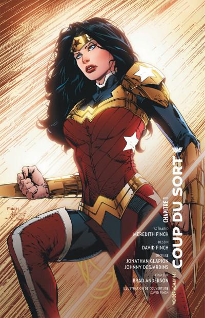 Page 6 Wonder Woman, déesse de la guerre tome 2