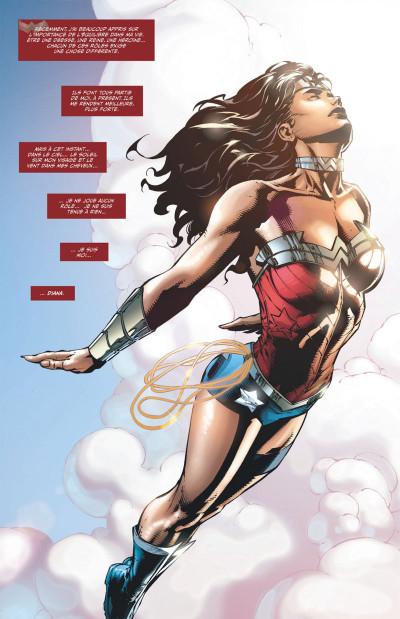 Page 7 Wonder Woman, déesse de la guerre tome 2