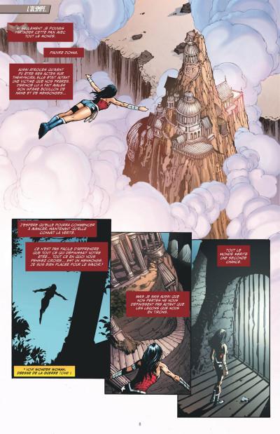 Page 8 Wonder Woman, déesse de la guerre tome 2