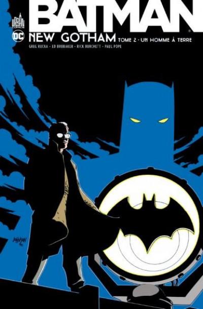 Couverture Batman new Gotham tome 2
