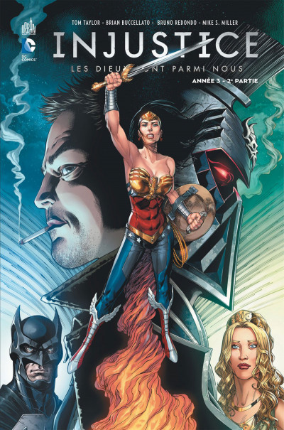 Couverture Injustice tome 6