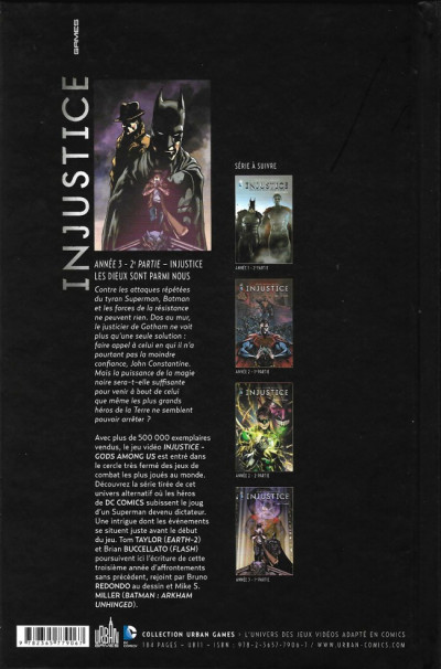 Dos Injustice tome 6