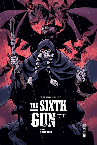 Couverture The sixth gun tome 7