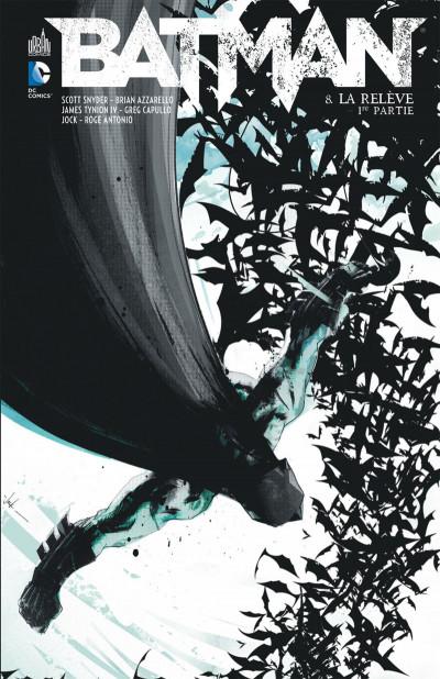Couverture Batman tome 8