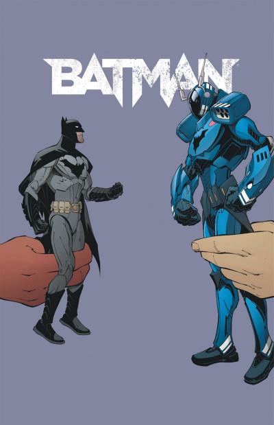 Page 1 Batman tome 8
