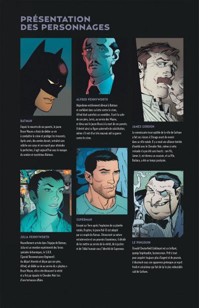 Page 5 Batman tome 8