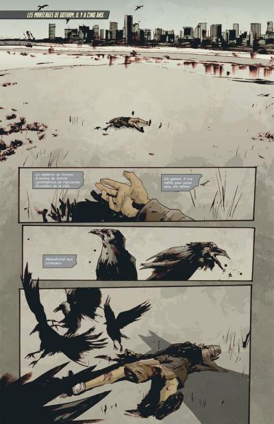 Page 7 Batman tome 8