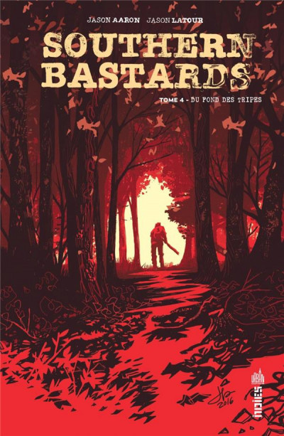 Couverture Southern bastards tome 4