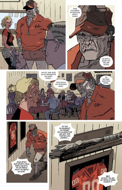 Page 4 Southern bastards tome 4