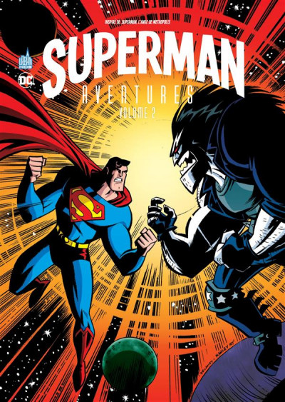 Couverture Superman aventures tome 2