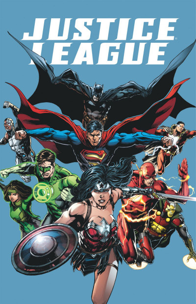 Page 1 Justice league tome 10