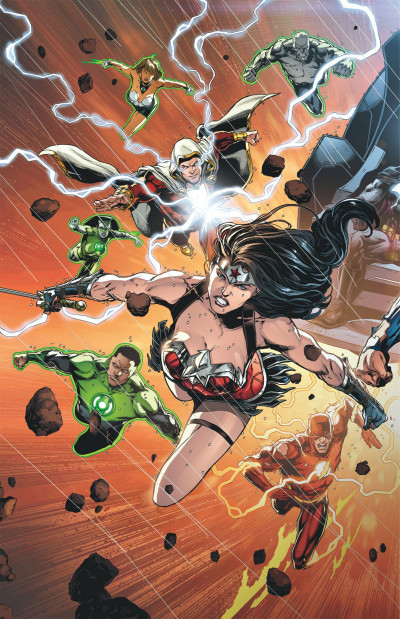 Page 2 Justice league tome 10