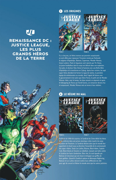 Page 4 Justice league tome 10