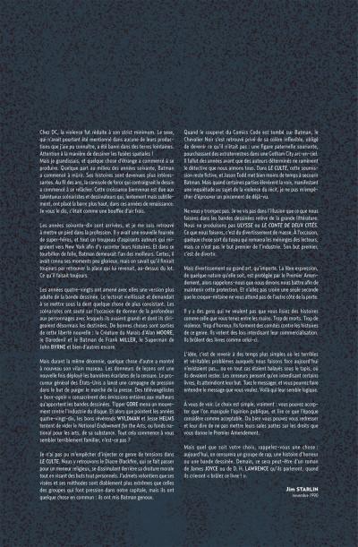Page 5 Batman - Le culte