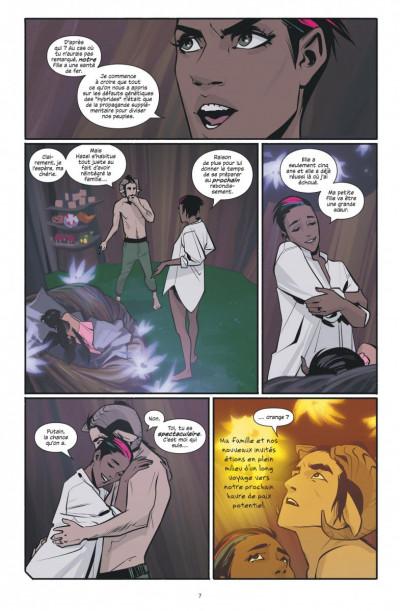 Page 3 Saga tome 7
