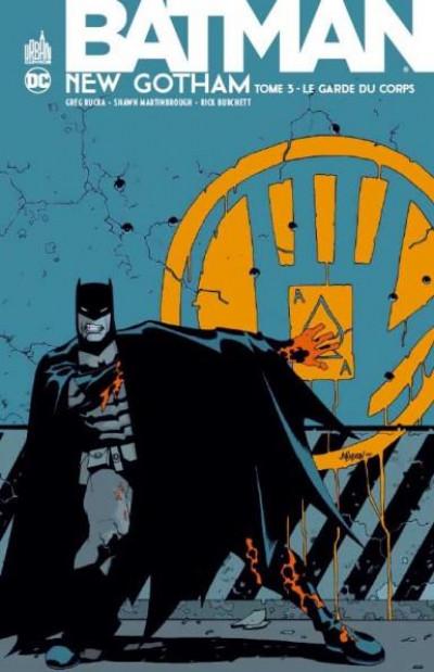 Couverture Batman new Gotham tome 3