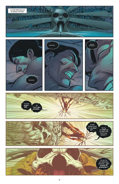 Page 8 East of west tome 6