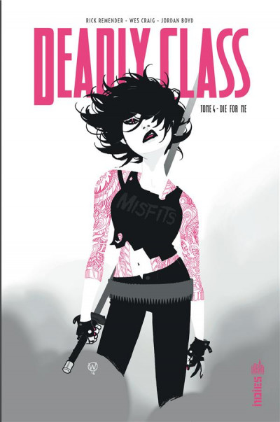 Couverture Deadly class tome 4