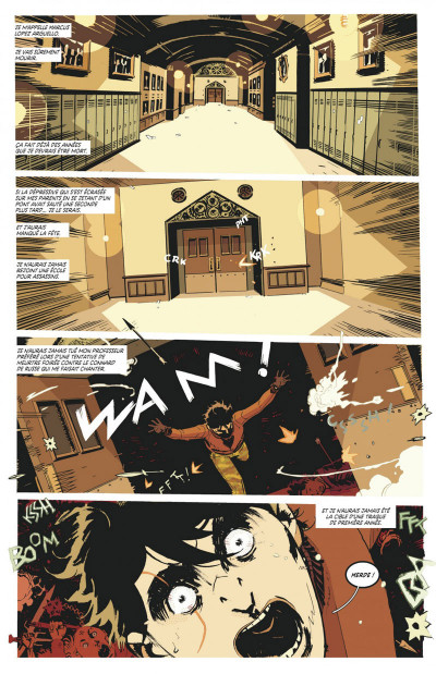 Page 7 Deadly class tome 4