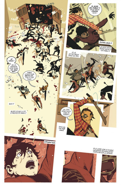 Page 8 Deadly class tome 4