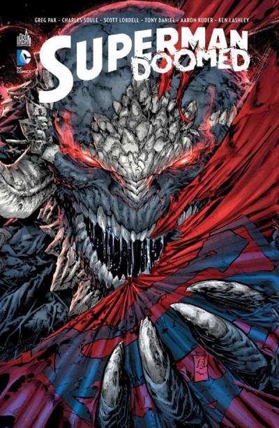 Couverture Superman Doomed