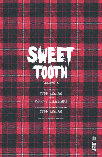 Page 3 Sweet tooth tome 3