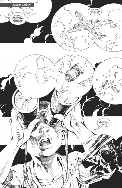 Page 8 Superman unchained N&B