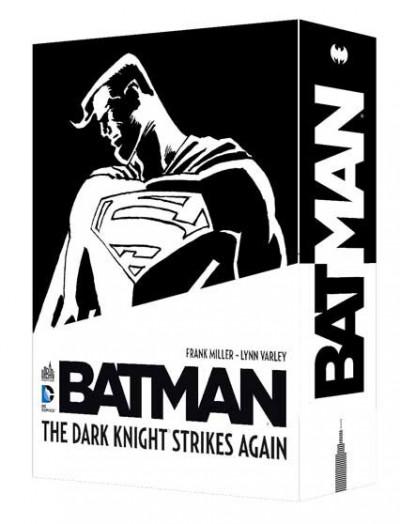 Page 1 Batman dark knight returns et dark knight strikes again - coffret