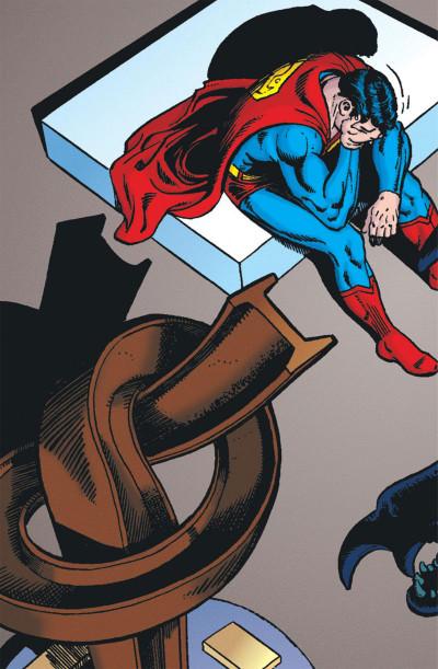 Page 2 Les derniers jours de Superman