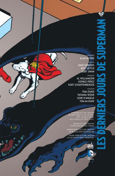 Page 3 Les derniers jours de Superman
