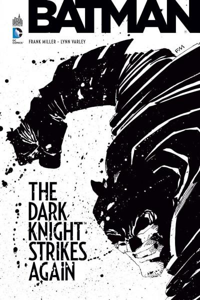 Couverture Batman the dark knight strikes again