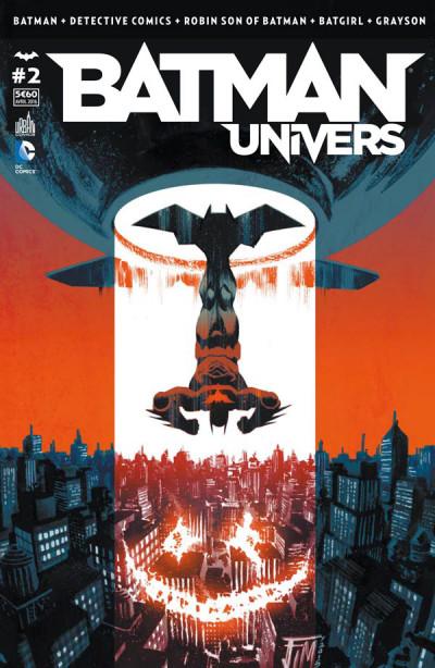 Couverture Batman univers tome 2