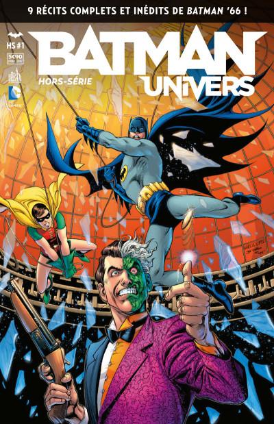 Couverture Batman univers HS tome 1