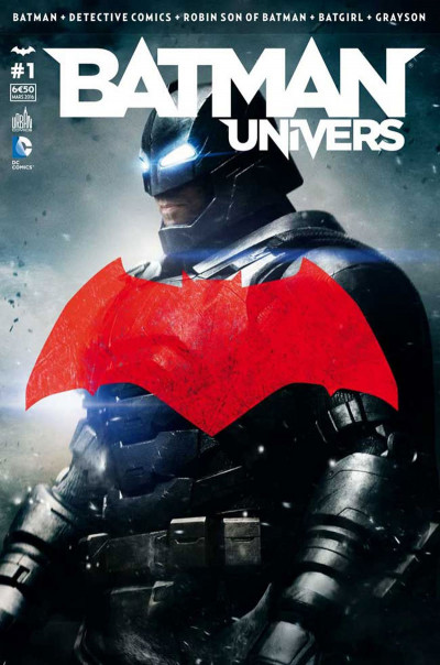 Couverture Batman univers tome 1 - Variant cover