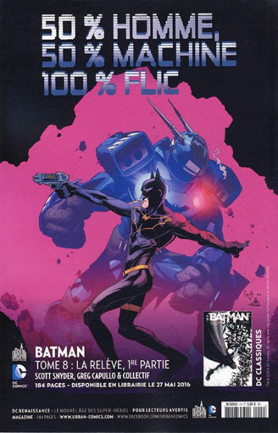 Dos Justice league univers HS tome 1