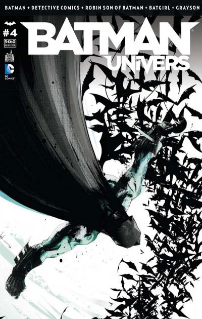 Couverture Batman univers tome 4