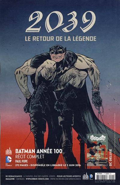 Dos Batman univers tome 4