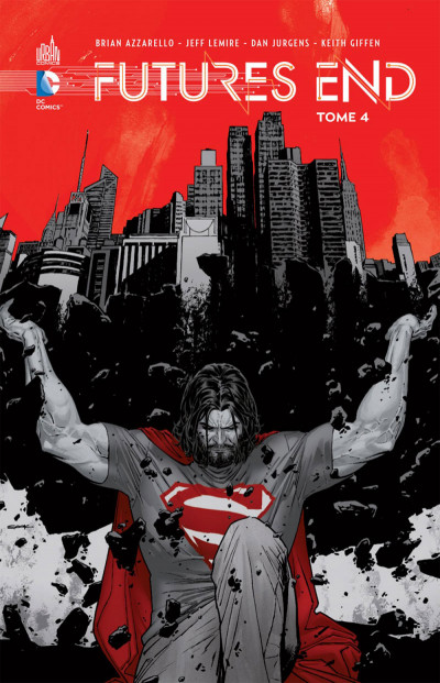 Couverture Futures end tome 4
