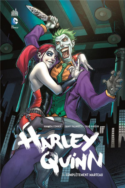 Couverture 48h - Harley Quinn
