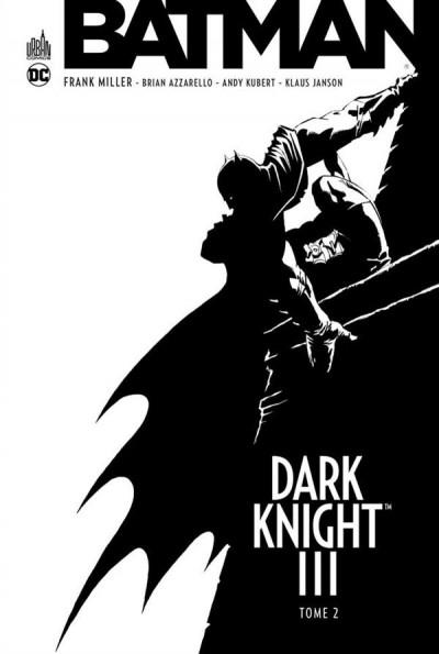 Couverture Batman dark knight III tome 2