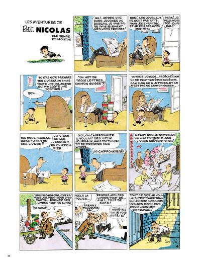 Page 9 Le Petit Nicolas - la bande dessinée originale