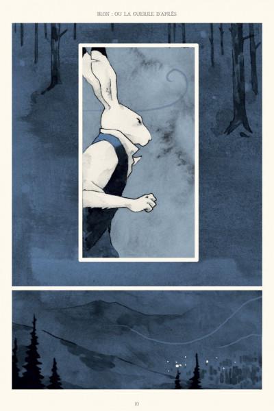 Page 5 iron - ou la guerre d'après