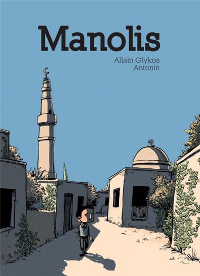 Couverture Manolis