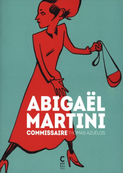 image de Abigaël Martini, commissaire