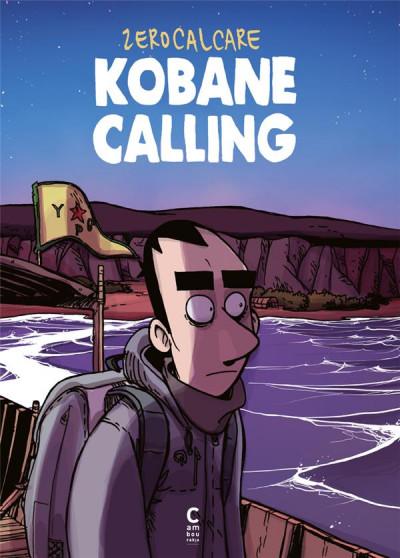 Couverture Kobané calling